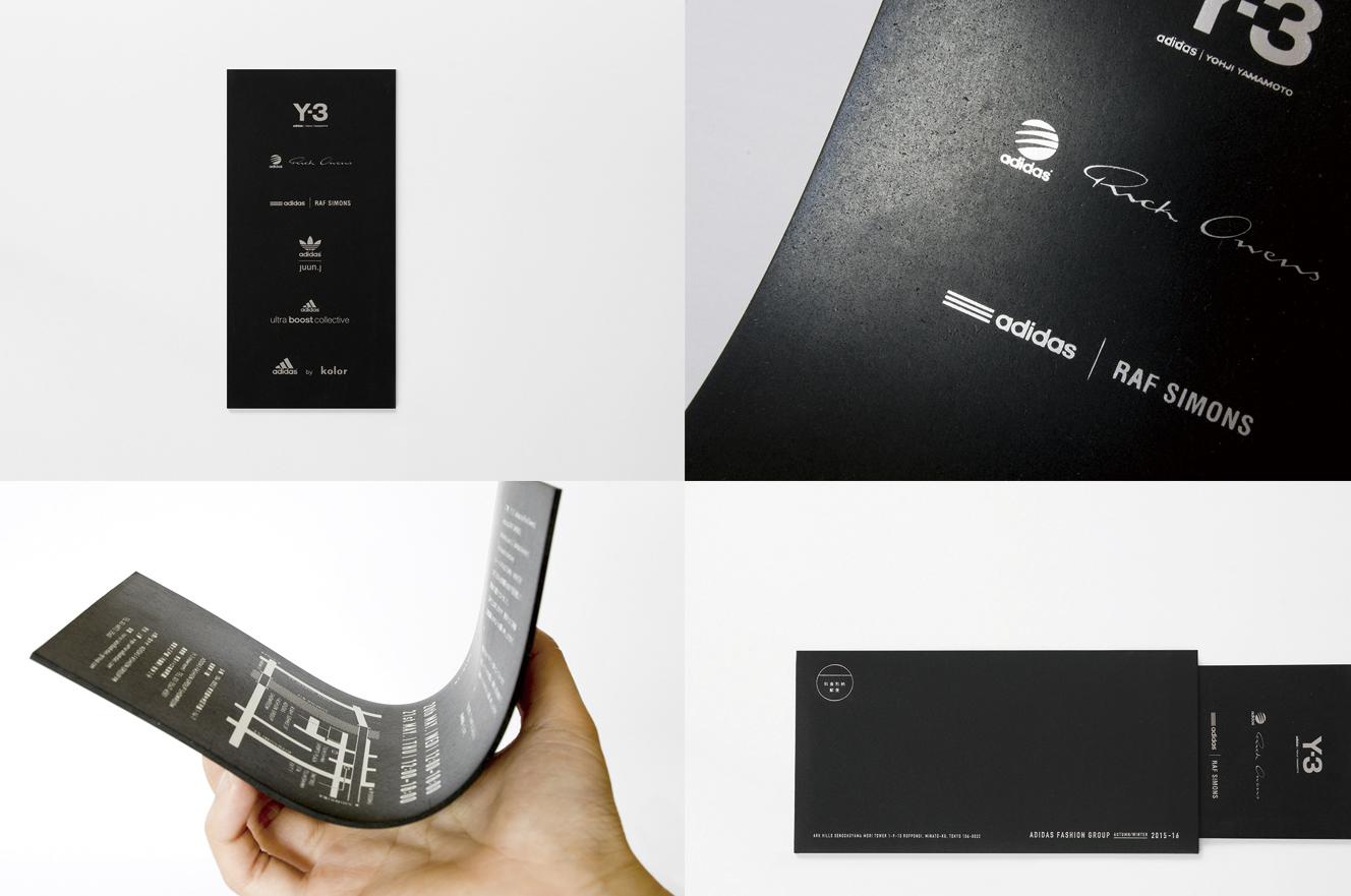 1.MHL. <br /> 2.ウメボシカルタ(TOPAWARDS ASIA 受賞)<br /> 3.adidas Fashion Collection インビテーションカード<br /> 4.備え梅 (2017年グッドデザイン賞 受賞)<br /> 5.LOGOS Rainwear ポスター・リーフレット