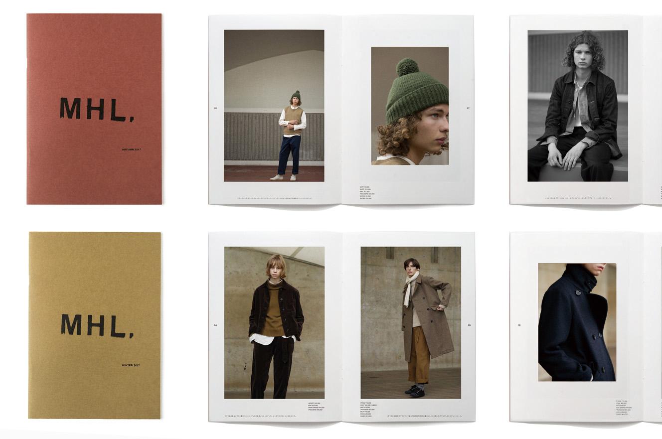 1.MHL. <br /> 2.LOGOS Rainwear ポスター・リーフレット<br /> 3.OnitsukaTiger omotesando コンセプトブック<br /> 4.備え梅 (2017年グッドデザイン賞 受賞)<br /> 5.adidas Fashion Collection インビテーションカード