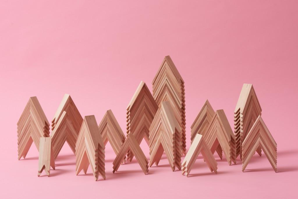 モアトゥリーズは坂本龍一が代表を務める森林保全団体です。2009年よりプロダクトディレクションを務め、新国立競技場で話題の建築家隈研吾氏とTSUMIKIを開発しました。杉、檜を中心とした国産材を有効利用するのが課題になっている日本において、社会的メッセージを発信しながら、心から欲しいと思えるものをデザイナーとつくることを心がけています。深澤直人氏、ジャスパー・モリソン氏、nendo、トラフ、小林幹也氏、清水慶太氏、倉本仁氏、鈴木康広氏など様々なクリエイターに関わっていただいています。