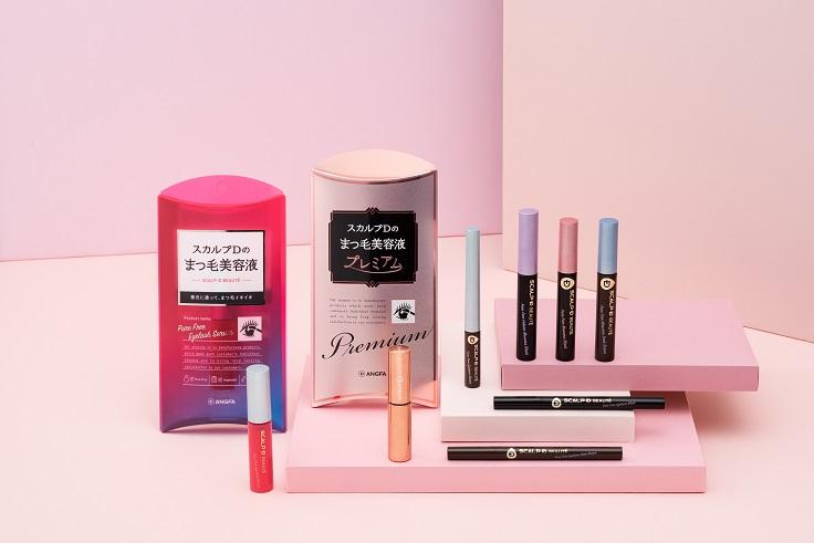 「スカルプDのまつげ美容液」をはじめとした女性向け商品のパッケージデザインもご担当いただきます。